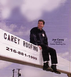 Joe Carey, Carey Roofing